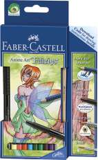 Faber-Castell Art Grip Aquarelle Anime Art Keijut
