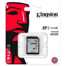 Kingston SDHC muistikortti 16GB class 10